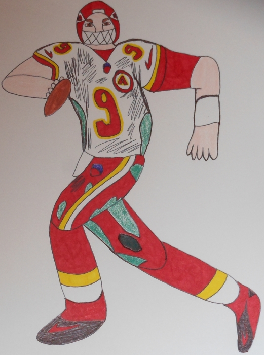Brady Quinn por armattock